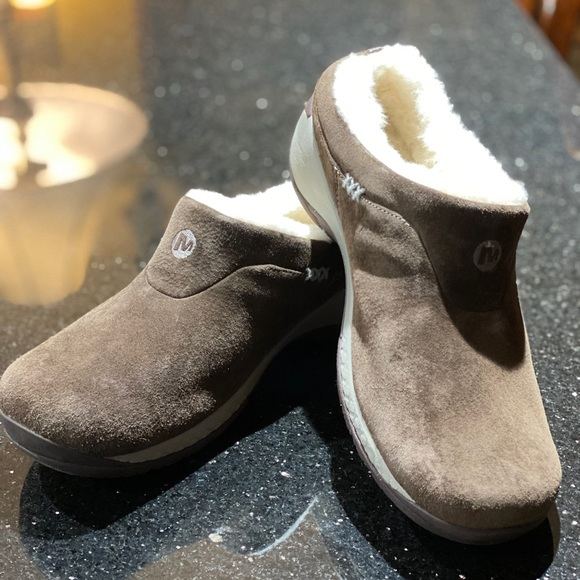 Ladies Merrill Encore Q2 Ice Slip Ons